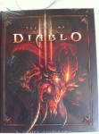 Diablo III Collectors Edition Art Book Front cover