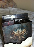 Diablo III Collectors Edition Case open