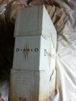 Diablo III collectors Edition Casing 2