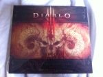 Diablo III Collectors Edition OST Soundtrack