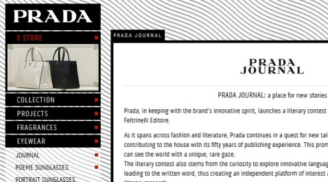 Prada Competition