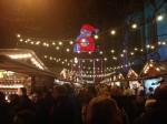 At Manchester's Christmas market