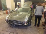 David Brown's Speedback GT at the launch event