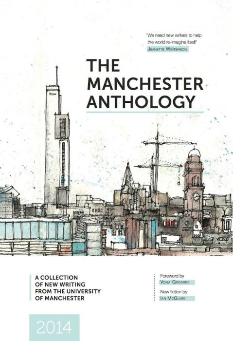 The Manchester Anthology 2014 Cover