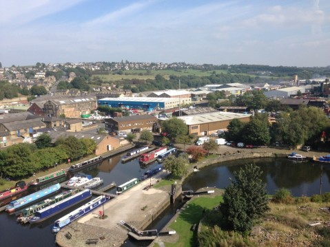Brighouse view
